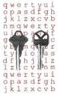 keys a book by Roy Anthony Shabla